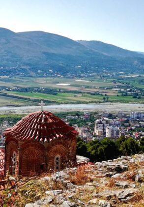 Travel to Albania. Berat and Gjirokastra